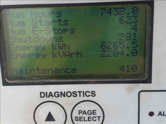 2014 Magnum Pro MMG55FH Diesel Generator