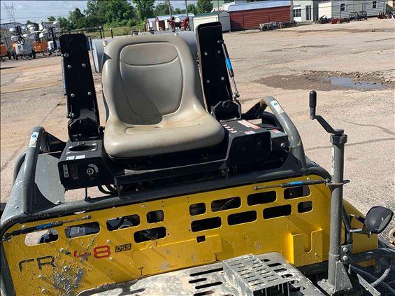2018 Wacker Neuson CRT48-57K-PS Screed/Trowel