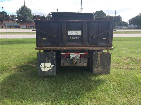 2015 INTERNAT'L 4300-DUMP-HYD Dump Truck