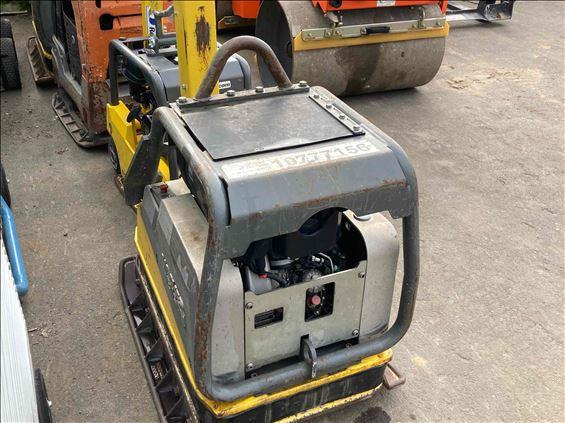 2018 Wacker Neuson DPU6555He Plate Compactor