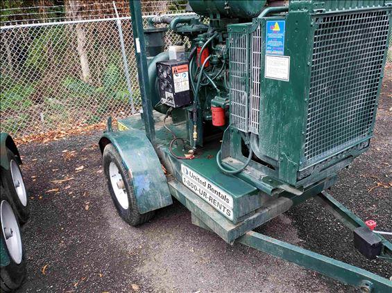 2011 Cornell 6NHTA-RP-4045 Pump