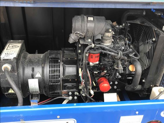 2014 Allmand MH1000 Heater