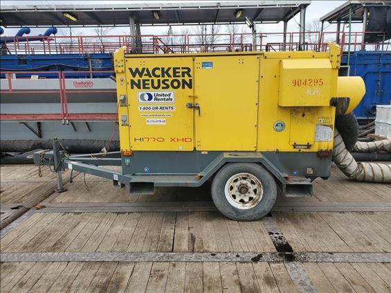 2012 Wacker Neuson ARCTICBEAR2X12