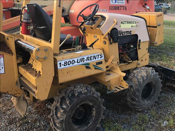 2012 Vermeer RT450 Trencher