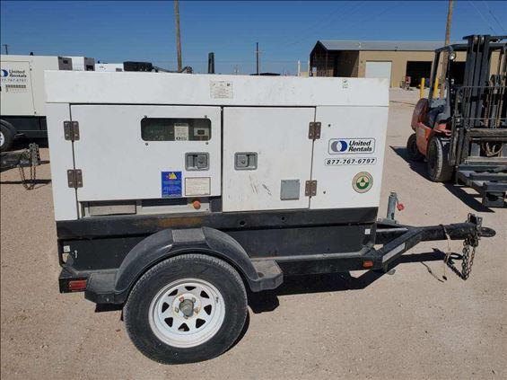 2013 Multiquip DCA70SSJU4I Diesel Generator