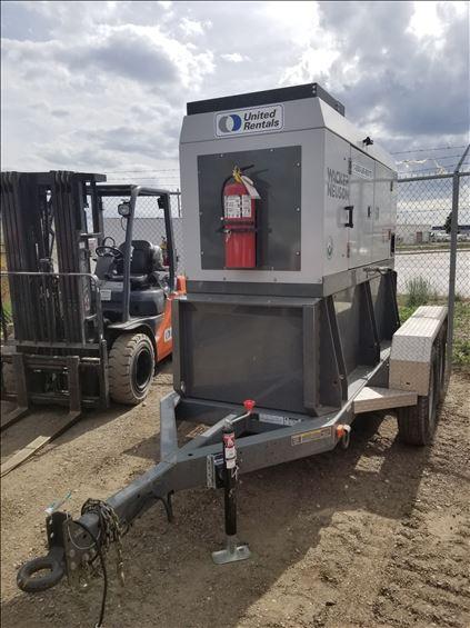 2014 Wacker Neuson G 70 Diesel Generator