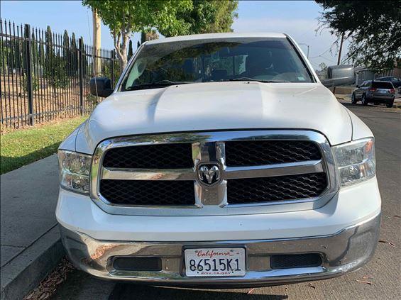 2013 Dodge 1500QUADSLTG2WD Truck
