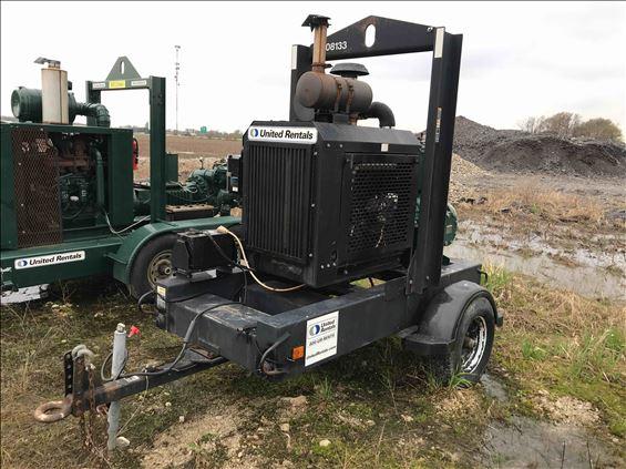 2013 GORMAN-RUP PA6C60 8-OT Pump