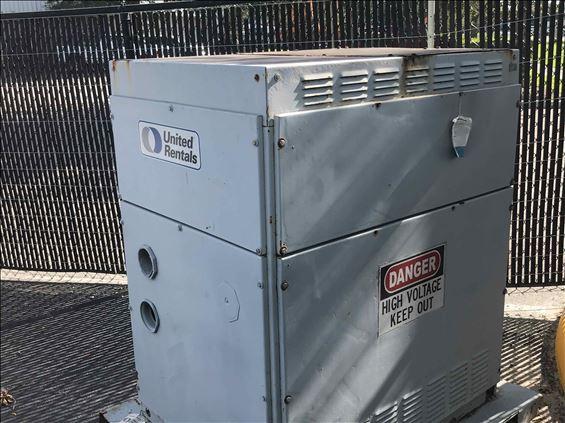 1992 GE 600D/480Y Transformer