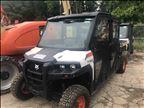 2016 Bobcat 3400XLD CAB Utility Vehicle