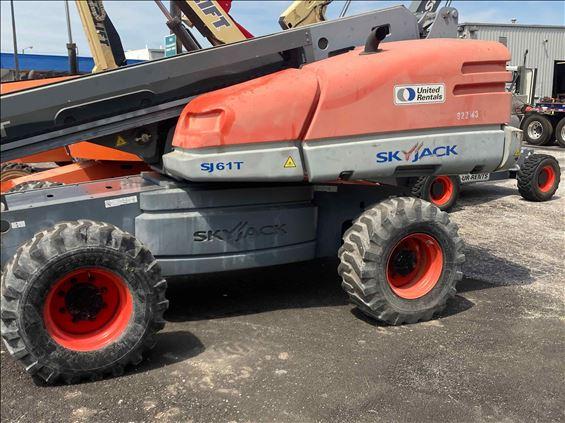 2012 Skyjack SJ61T Boom Lift