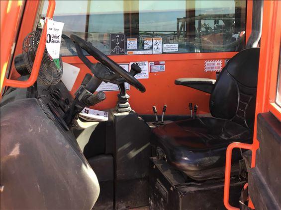 2014 JLG G12-55A Rough Terrain Forklift