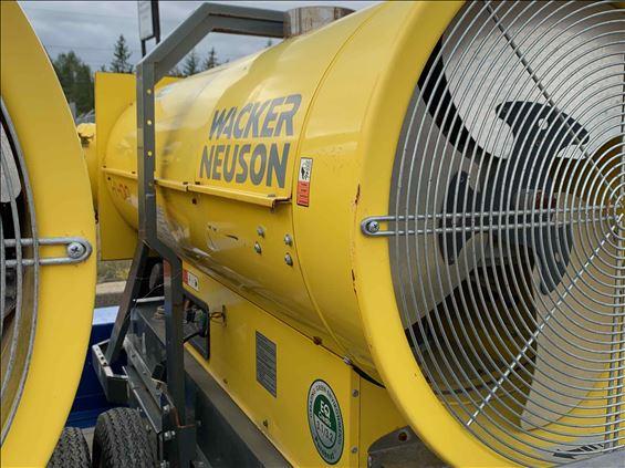 2015 Wacker Neuson HI400HD Heater
