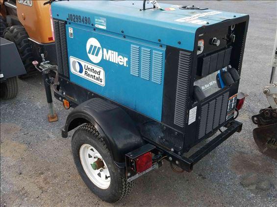 2014 Miller Welders Big Blue 300 Welder