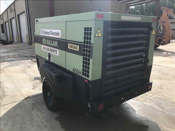 2018 Sullair 400HDPQ-CU Air Compressor