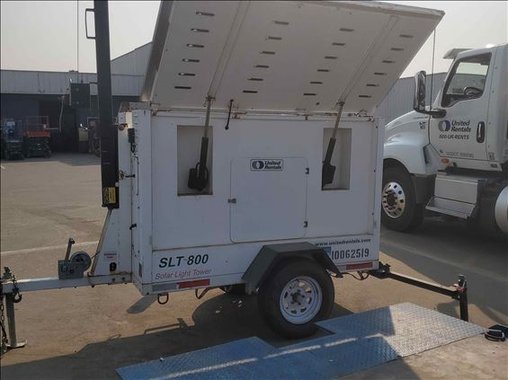 2012 Progress Solar Solutions SLT800