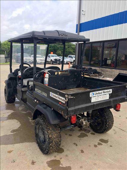 2018 Club Car CARRYALL 1700 Utility Vehicle