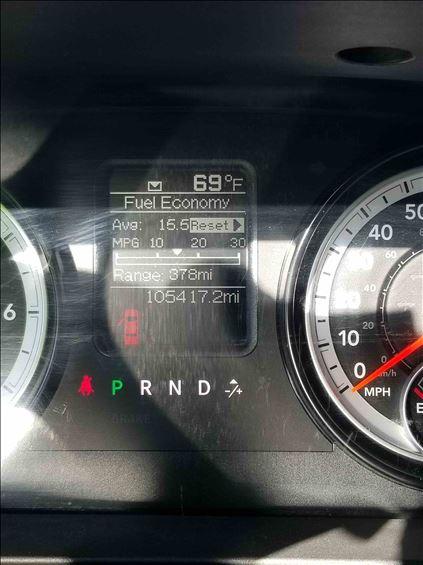 2014 Dodge 1500QUADSTG2WD Truck