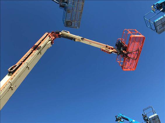 2012 JLG 1500SJ Boom Lift