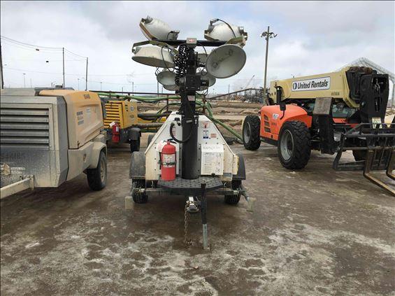 2017 Magnum Pro MLT4200IVCAN Towable Light Tower