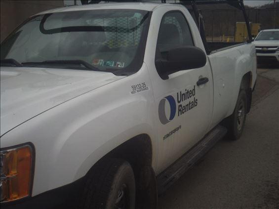 2011 GMC SIERRA1500 Truck