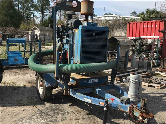 2013 Thompson 6JSCEN-DJDST Pump
