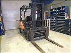 2012 Doosan D35S5 Warehouse Forklift
