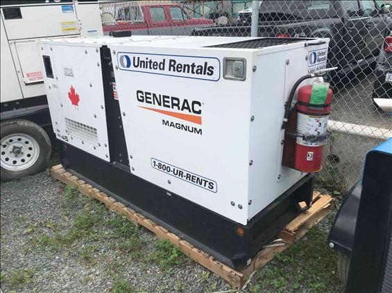 2017 Magnum Pro MMG45FHKCAN Diesel Generator
