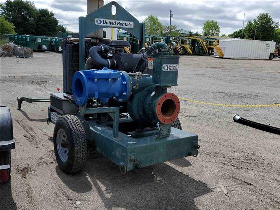 2014 Pioneer Pump PP88S12L714045 Pump