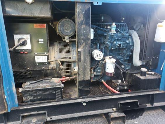 2015 CK POWER CKK-33 Diesel Generator