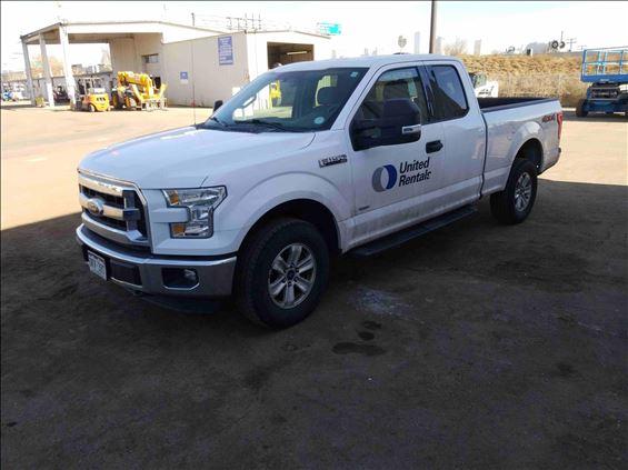 2015 Ford F150SCABXLTG4WD Truck
