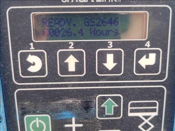 2013 Genie GS-2646 Scissor Lift