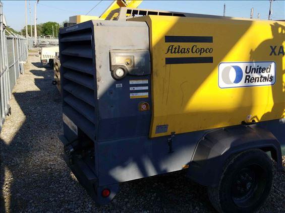 2012 Atlas Copco XAS750JDIT4HB Air Compressor