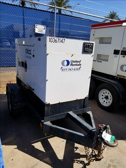 2015 Multiquip DCA25SSIU4F Diesel Generator