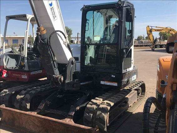 2016 Bobcat E85 Mini-Excavator