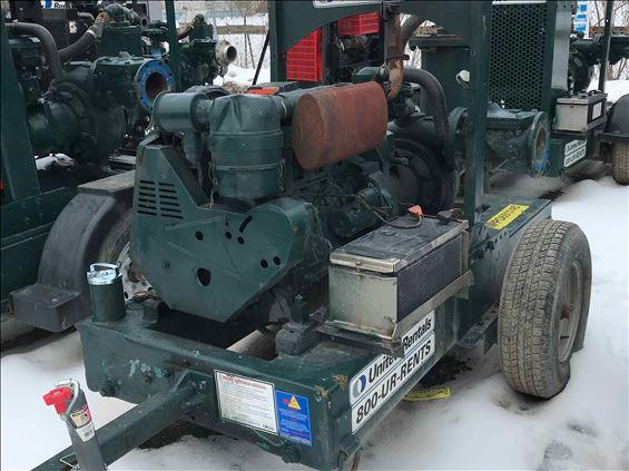 2011 Pioneer Pump PP66S12L71D914 Pump