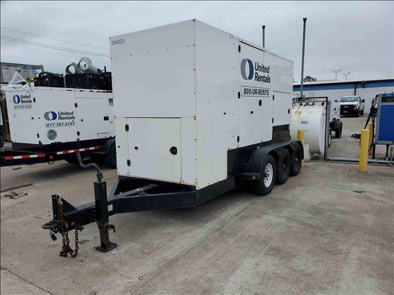 2012 Cummins C300D6R Diesel Generator