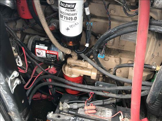 2017 Wacker Neuson G70 T3 Diesel Generator