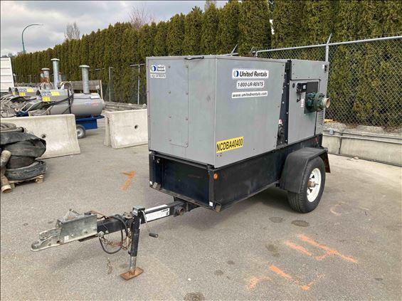 2014 Pioneer Pump NCDBA40400 Pump