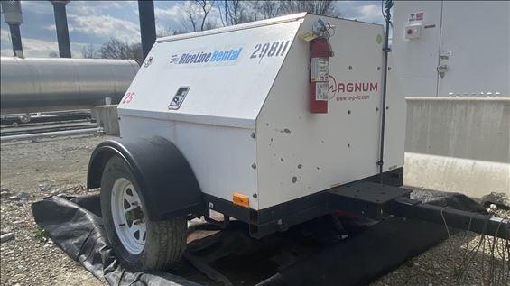 2014 Magnum Pro MLG25 Diesel Generator