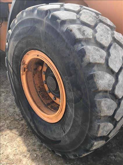 2016 Case 721F Wheel Loader