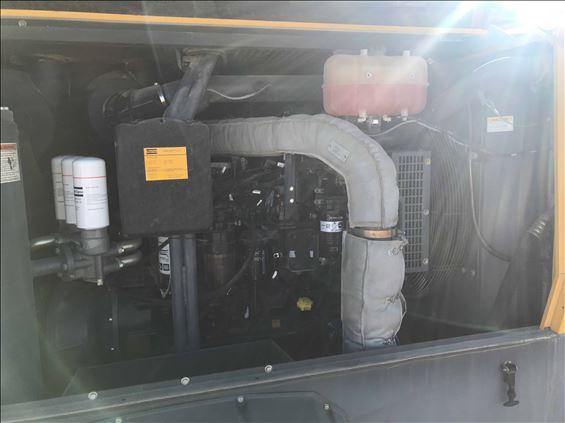 2014 Atlas Copco XAS750JDIT4 Air Compressor