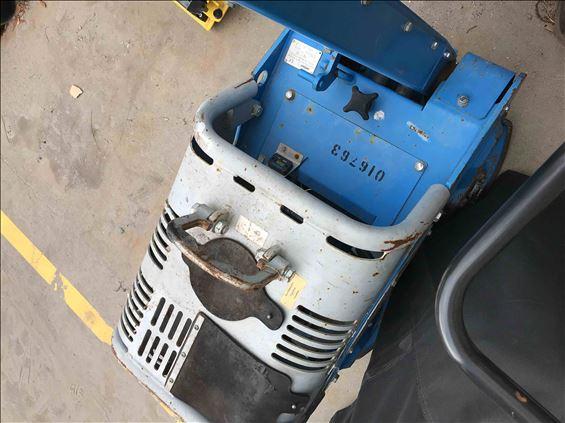 2016 WEBER CR7HO Plate Compactor