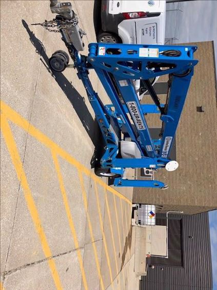 2012 Genie TZ-50/30 DC Boom Lift
