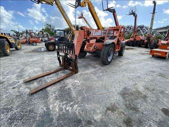 2014 JLG 644-E42 Rough Terrain Forklift