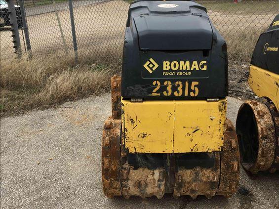 2015 BOMAG BMP8500 Walk-Behind Roller