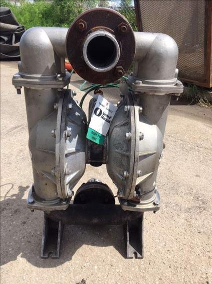 2014 VERSAMATIC E3SA5T559C Pump