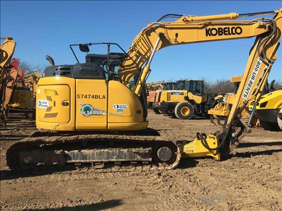 2018 Kobelco SK140SRLC-5 Excavator