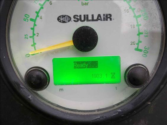 2013 Sullair 375HDPQ-JD Air Compressor