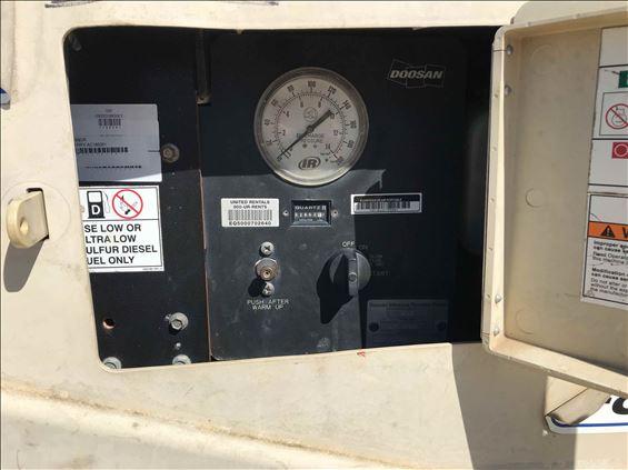 2013 Ingersoll Rand C185KB Air Compressor
